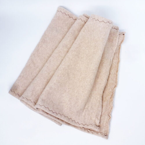 Biuwaa Schal Fleece Creme